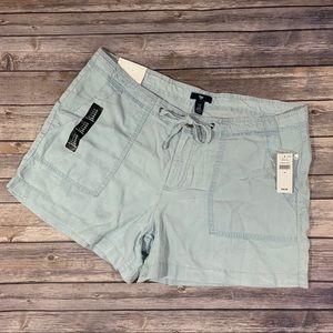🔥🆕Gap Shorts Light Blue Size 14